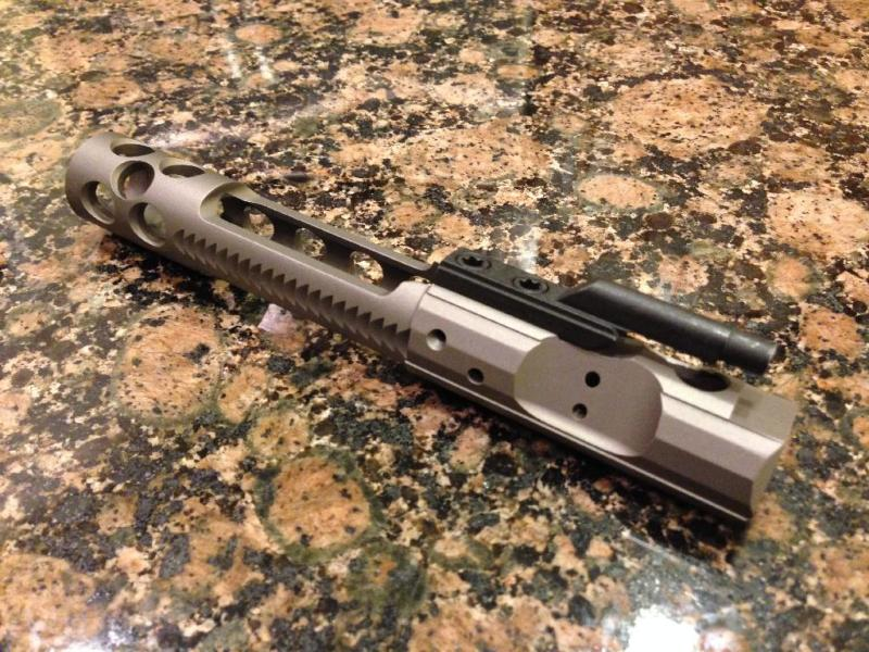 Spikes Tactical to Release Titanium Bolt Carriers