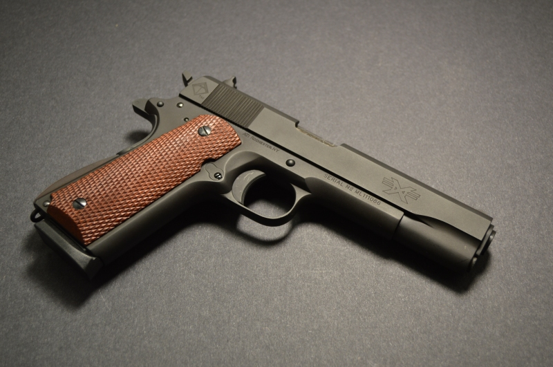 ATI FX Military 1911 by Shooters Arms Manufacturing