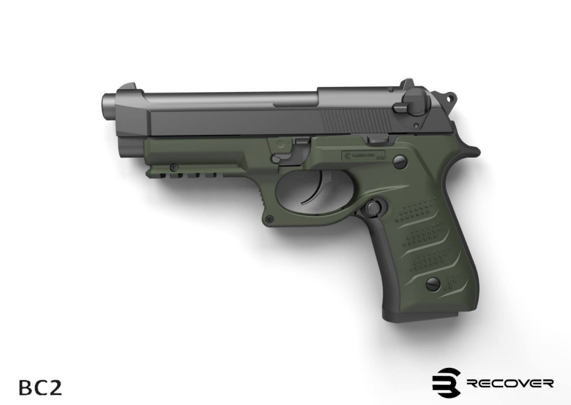 Recover Tactical BC2 for Beretta