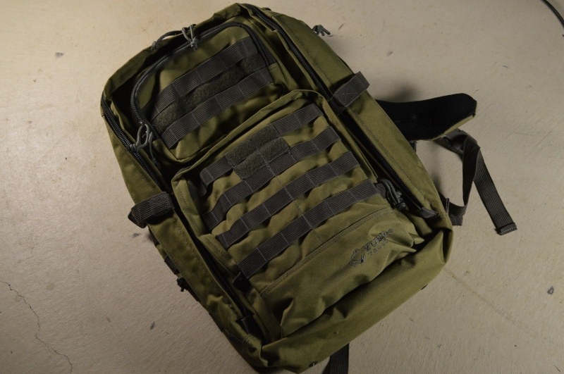 Yukon Tactical Alpha backpack