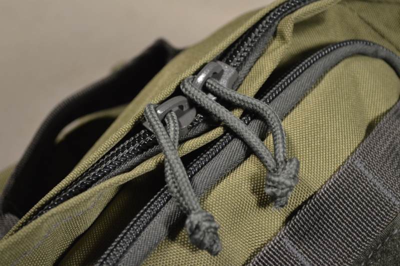 Zippers are not a known quantity such as YKK. Time will tell on these guys.