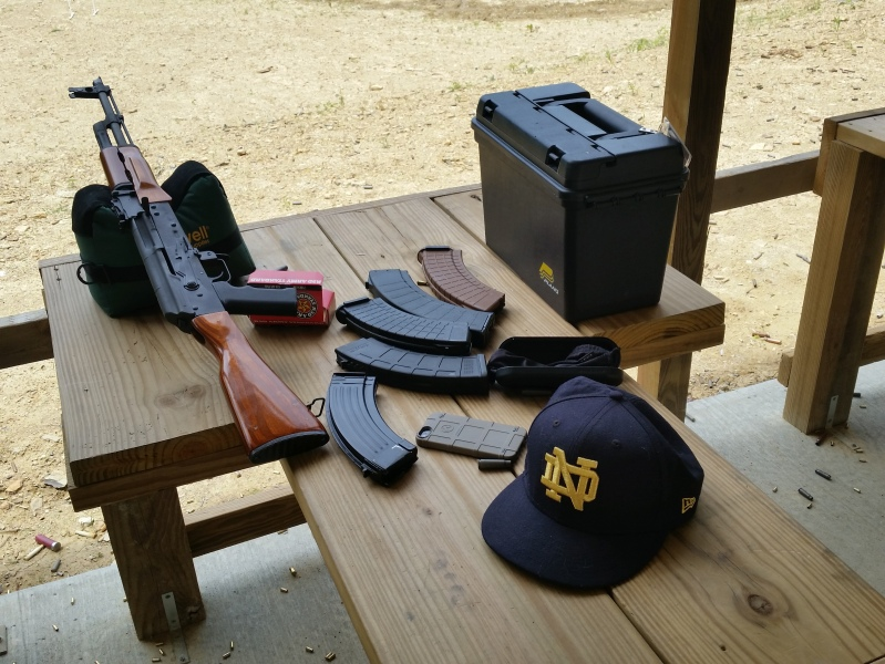 Range time with the AKM247